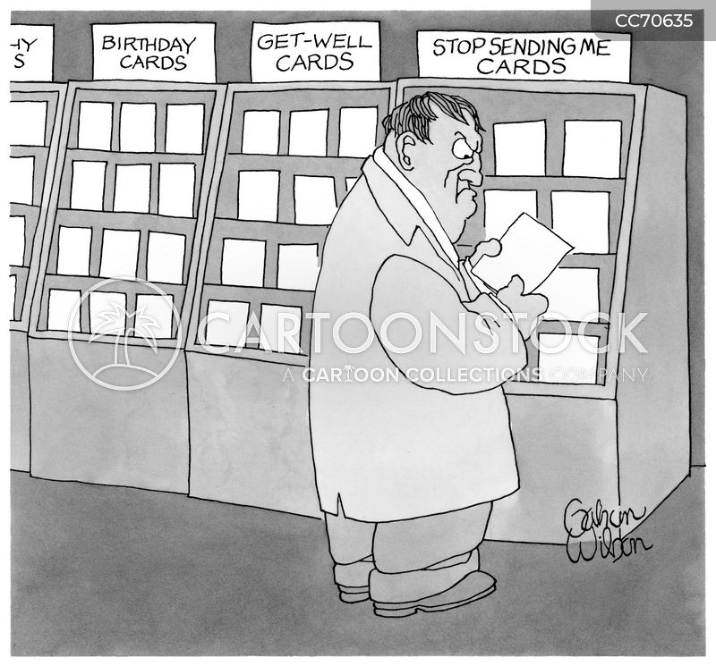 gift shops cartoon
