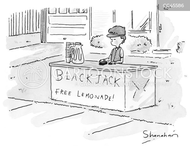 free drinks cartoon
