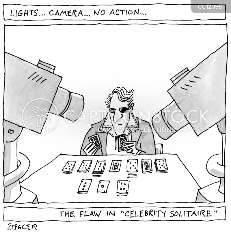 Lights cartoon
