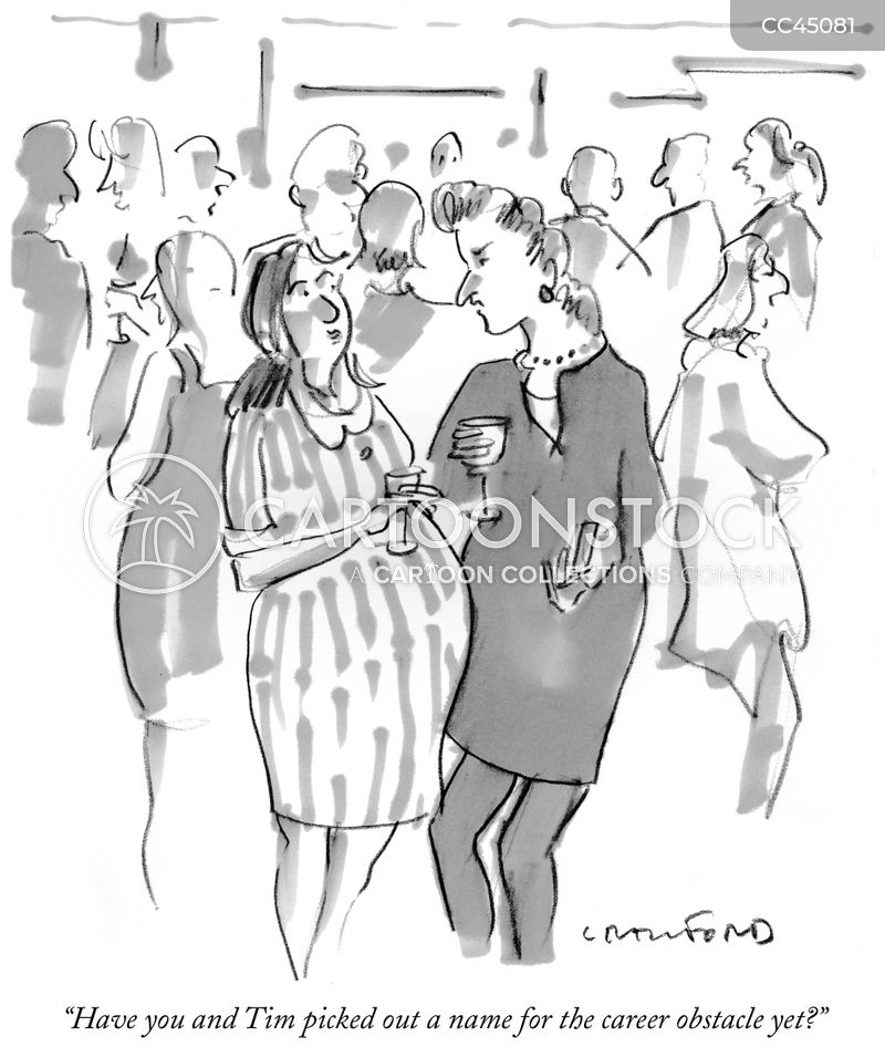 expectant mother cartoon