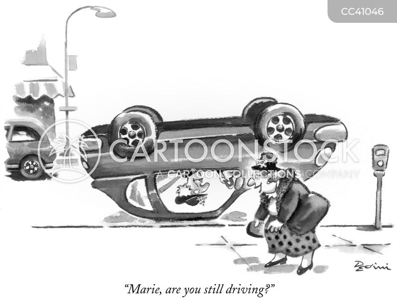 aged cartoon