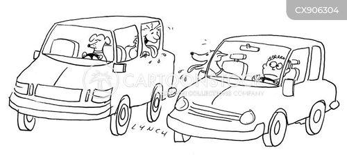 inversions cartoon