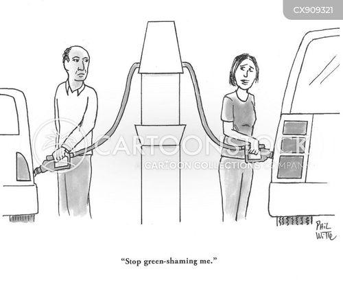 embarassed cartoon