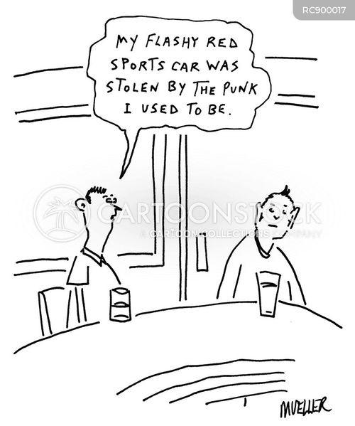taken cartoon