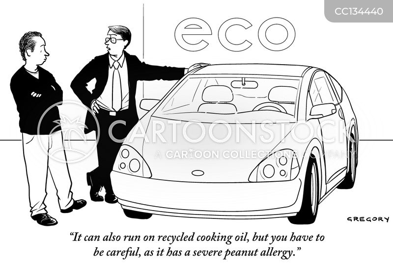 alternative fuels cartoon