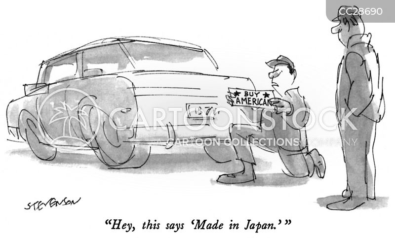 made in japan cartoon