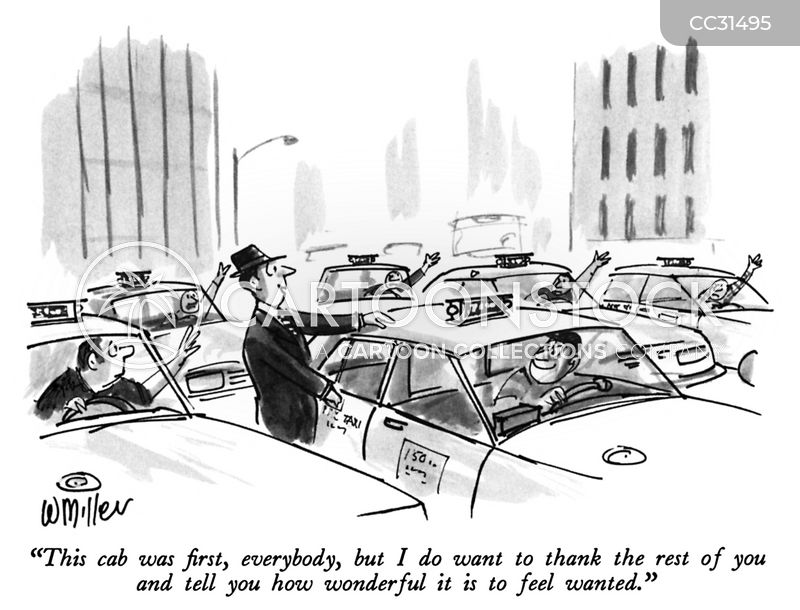 appreciative cartoon