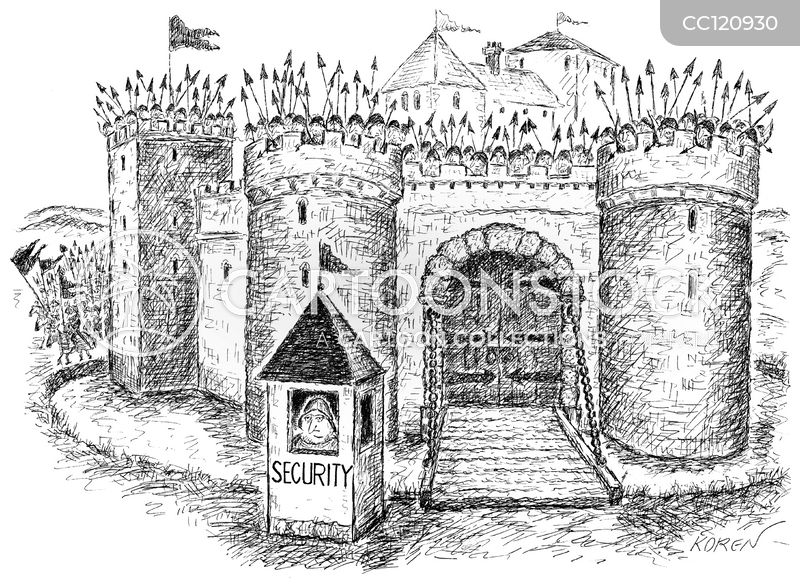 Gate cartoons, Gate cartoon, funny, Gate picture, Gate pictures, Gate image, Gate images, Gate illustration, Gate illustrations