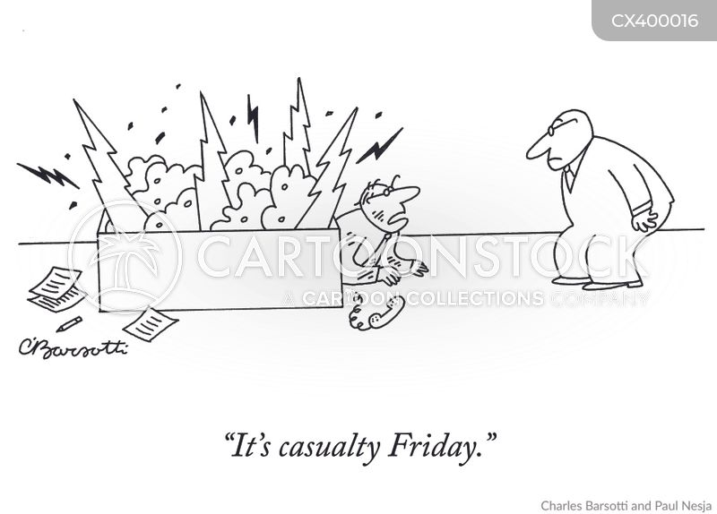 casualties cartoon