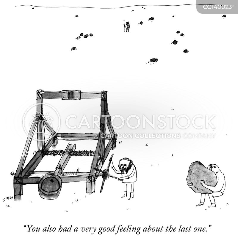 trebuchet cartoon