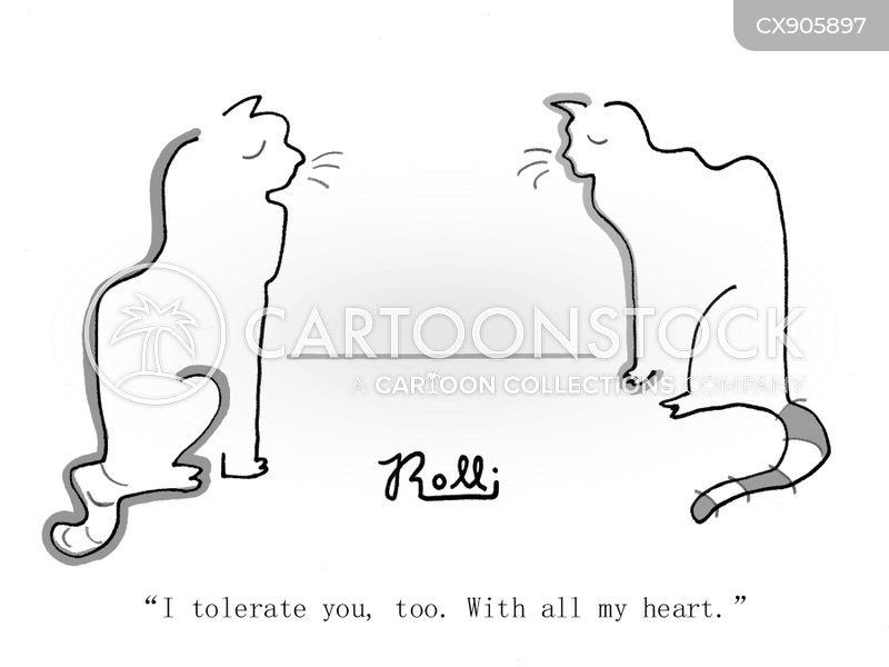 i love you cartoon