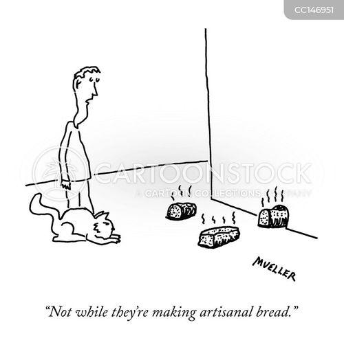 artisan cartoon