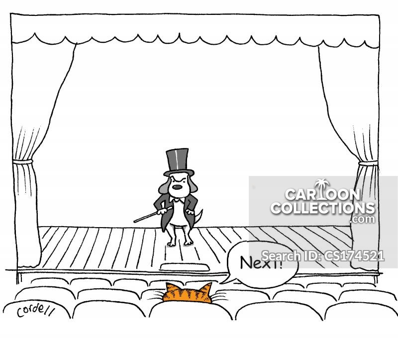 top hat and cane cartoon