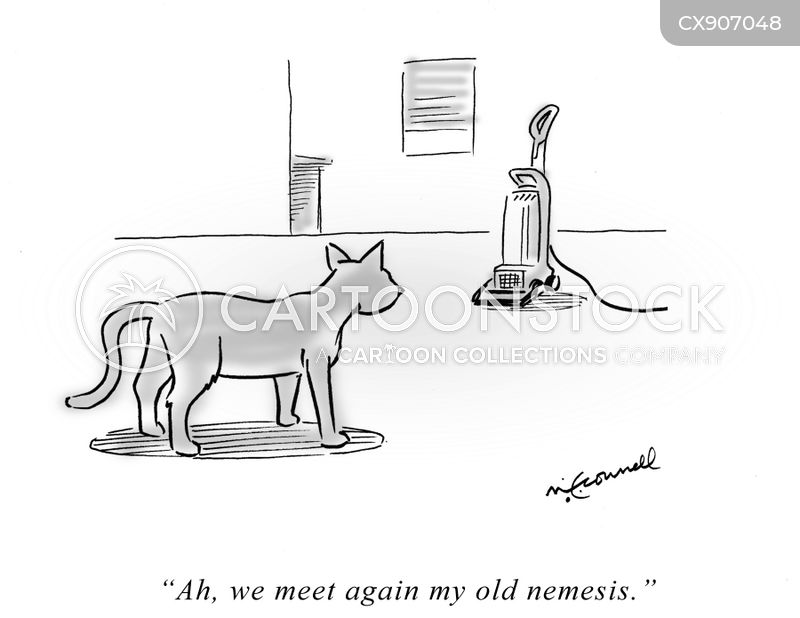 old enemies cartoon