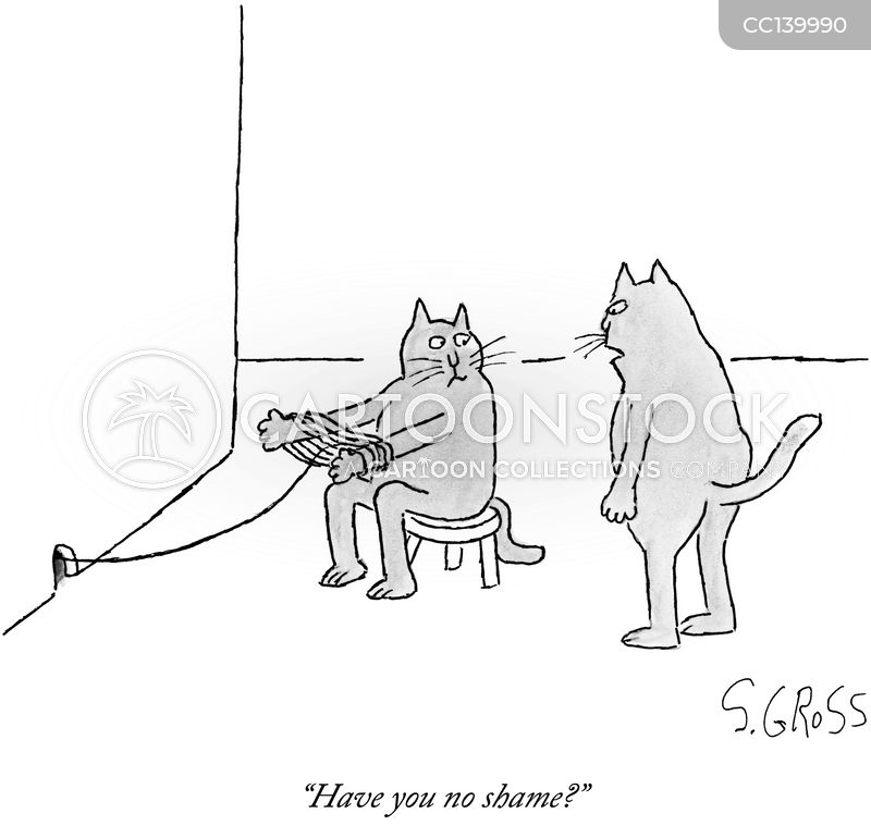 string cartoon