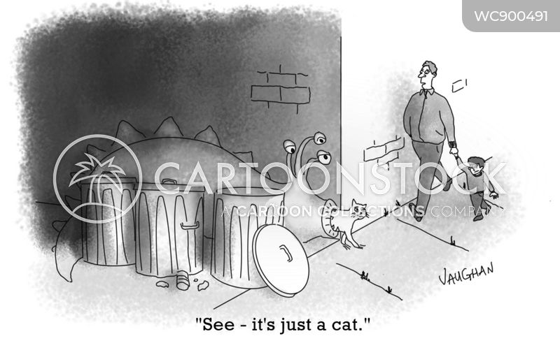 imagined cartoon