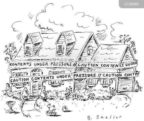 cautions cartoon