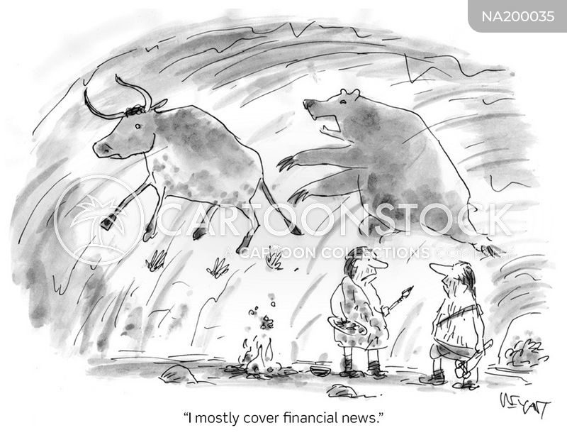 cave painting cartoon