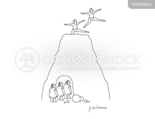 enlightened cartoon