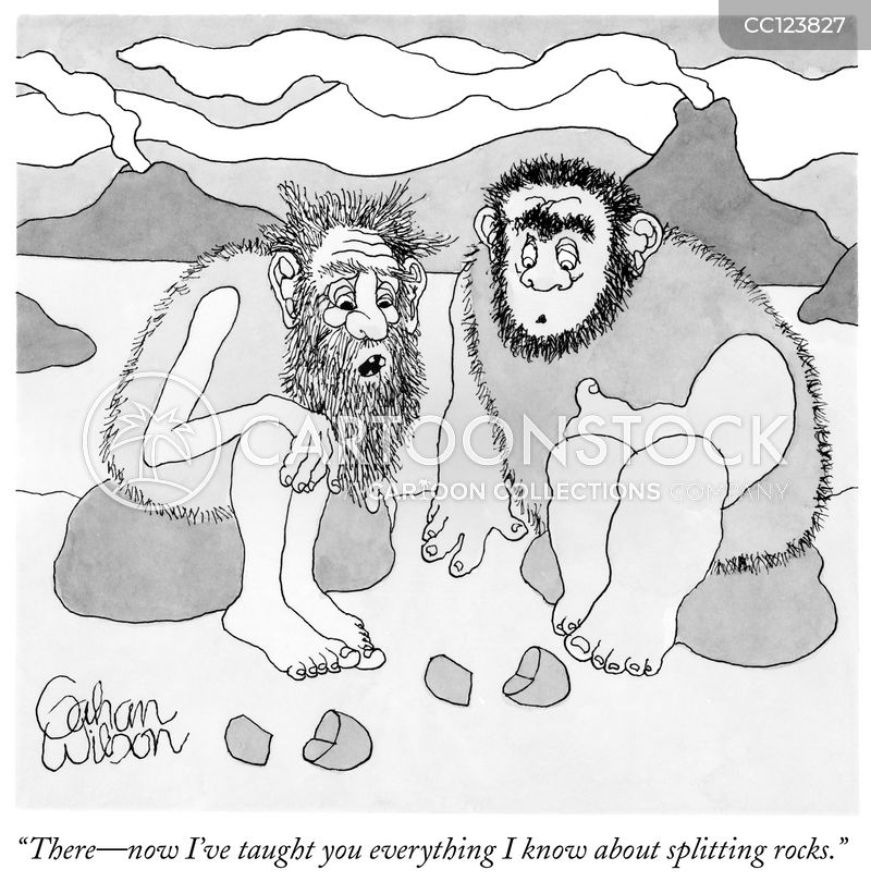 Bronze Ages cartoon
