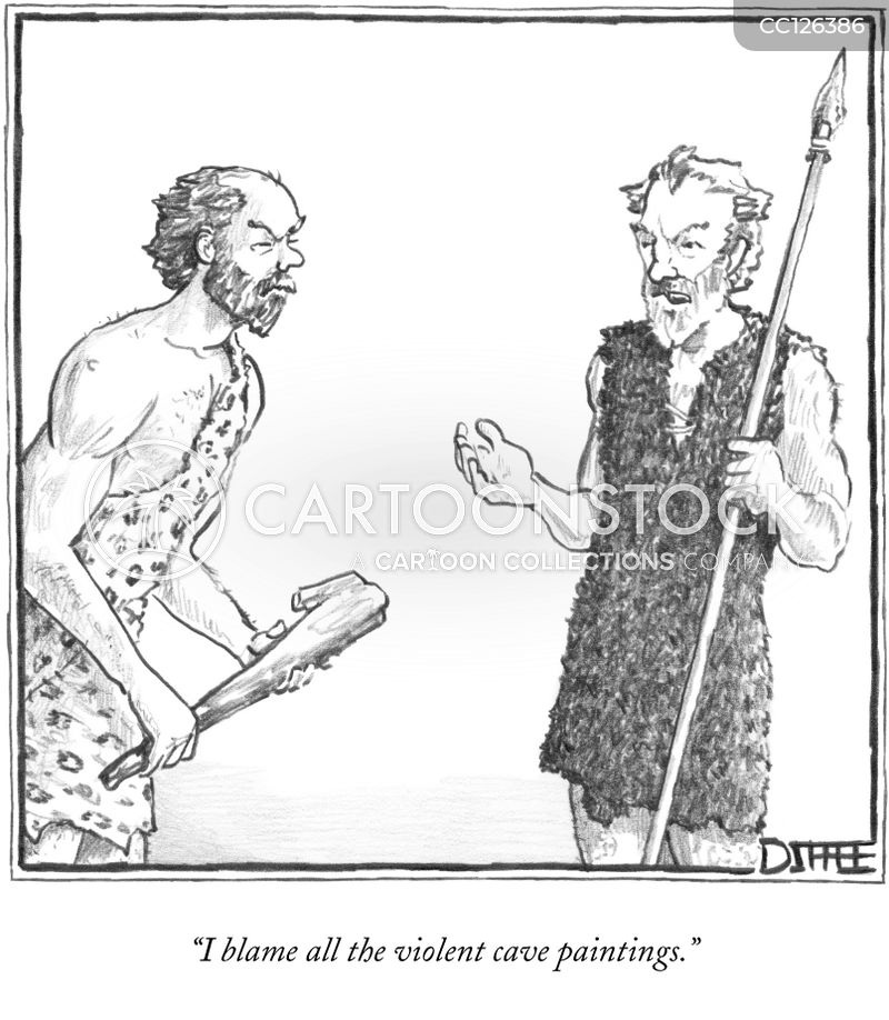iron ages cartoon