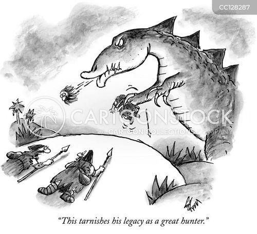 legacies cartoon