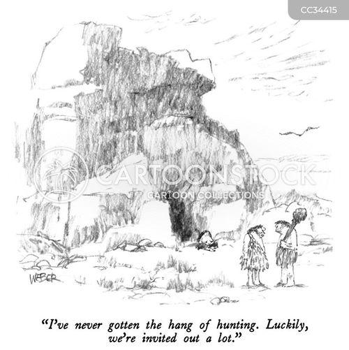 unskilled cartoon