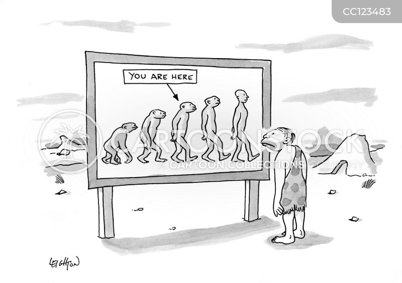 caveman cartoon