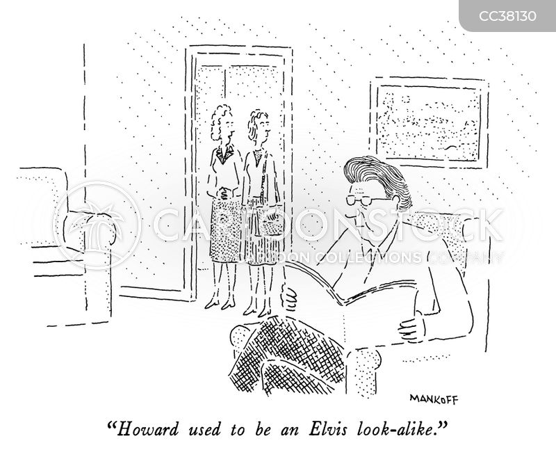 Elvis cartoons, Elvis cartoon, funny, Elvis picture, Elvis pictures, Elvis image, Elvis images, Elvis illustration, Elvis illustrations