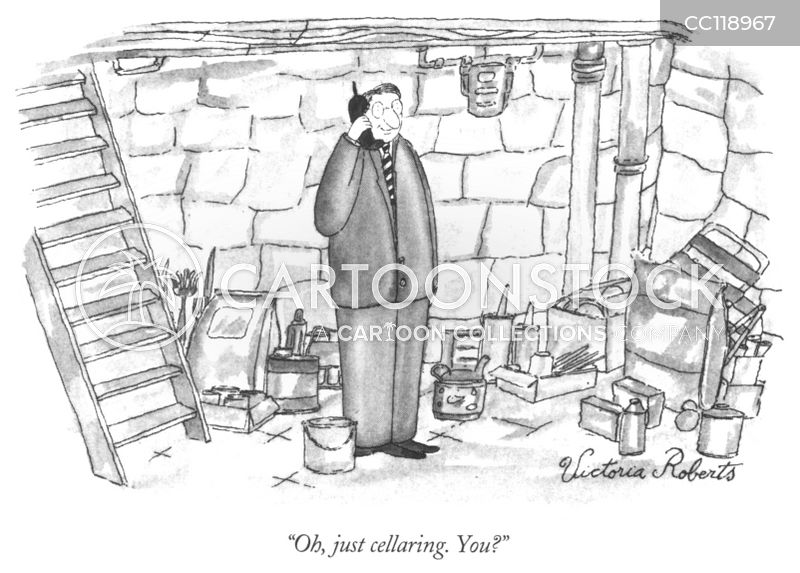 cellars cartoon