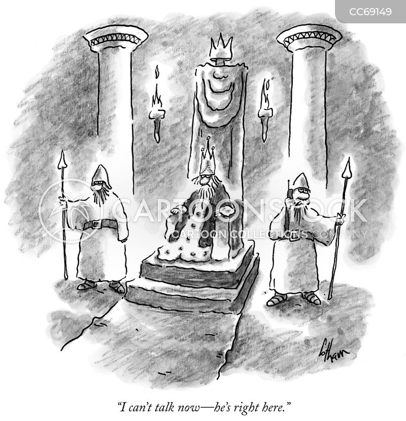 royal guards cartoon