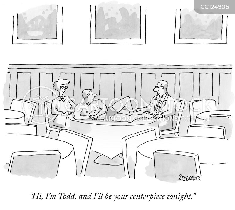 tables cartoon