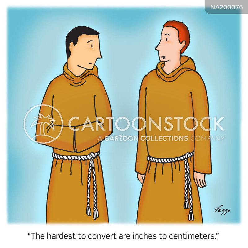conversion cartoon