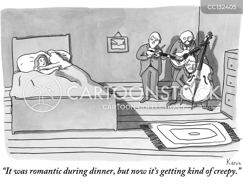 string instruments cartoon