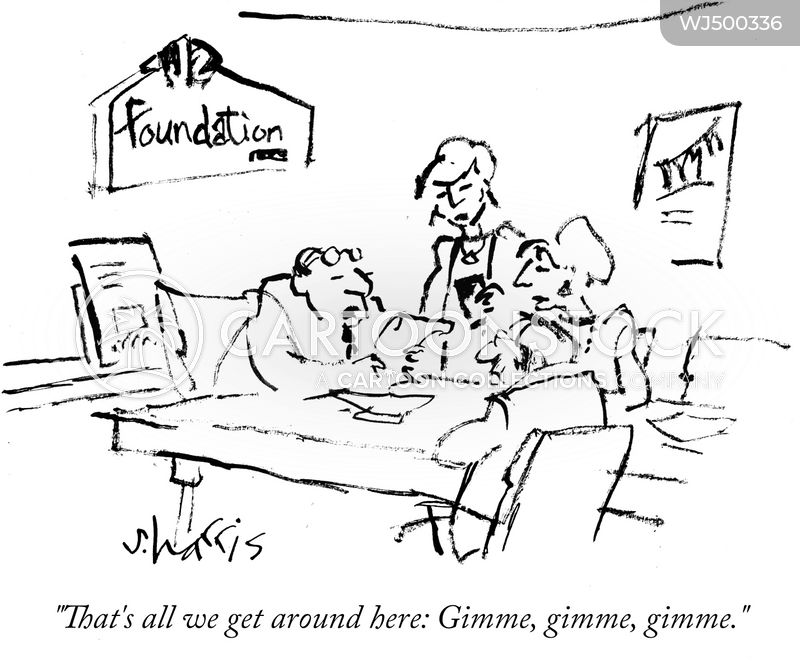 research foundations cartoon