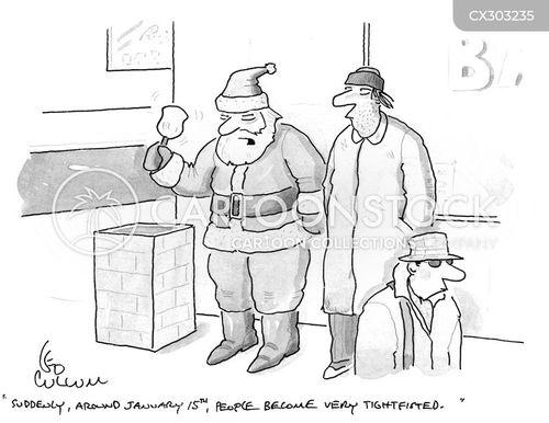 stingy cartoon