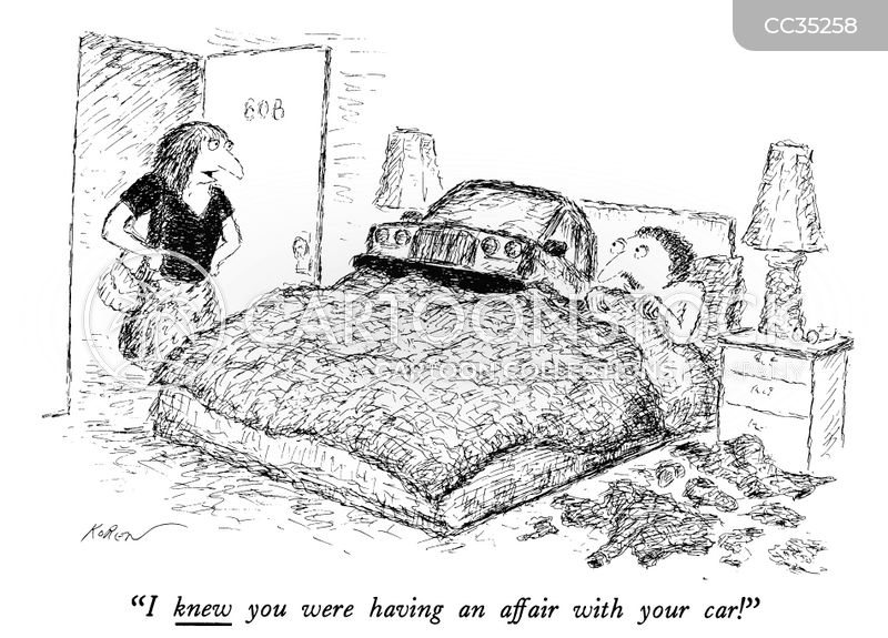 adulterers cartoon