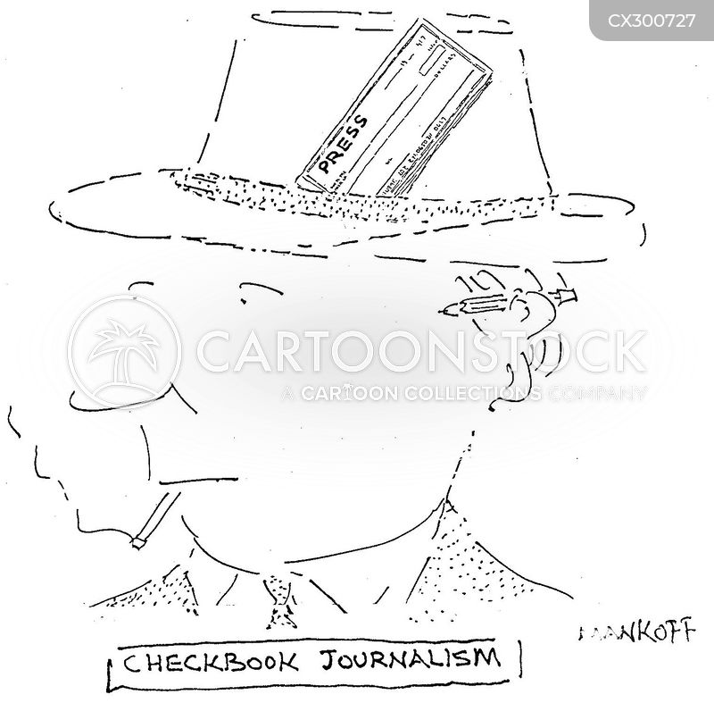 Publish cartoon