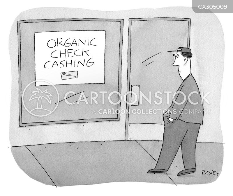 organic cartoon