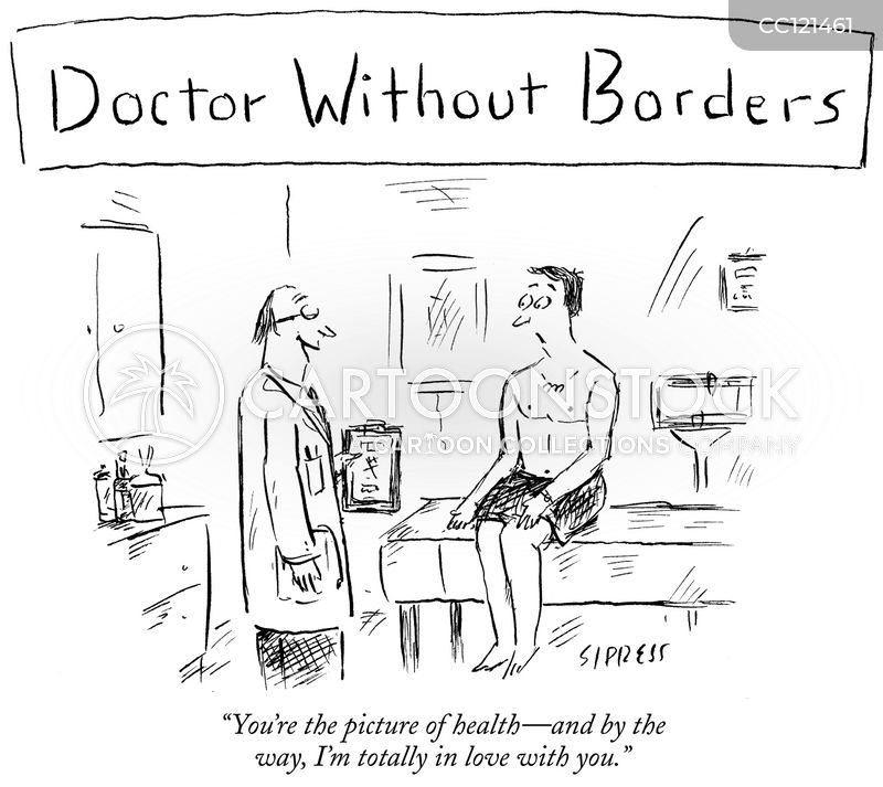 general practitioners cartoon