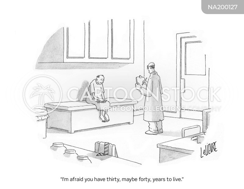 life spans cartoon