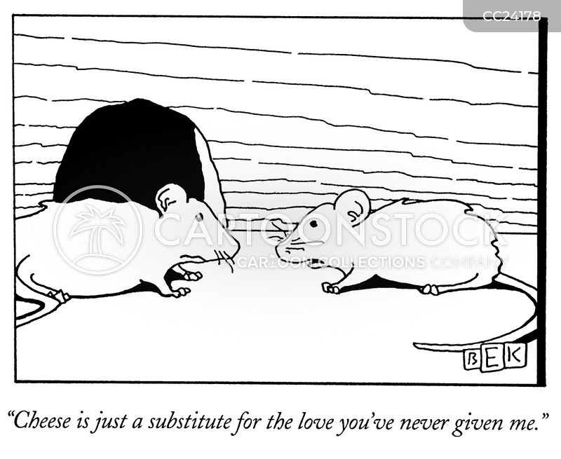 rodent cartoon