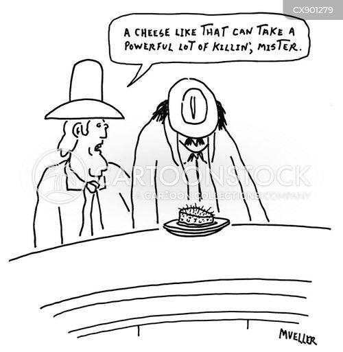 stinks cartoon