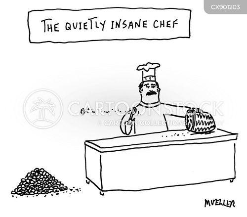 wasteful cartoon