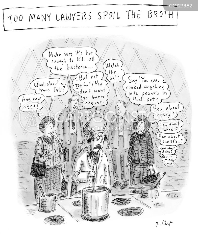 Chefs cartoon