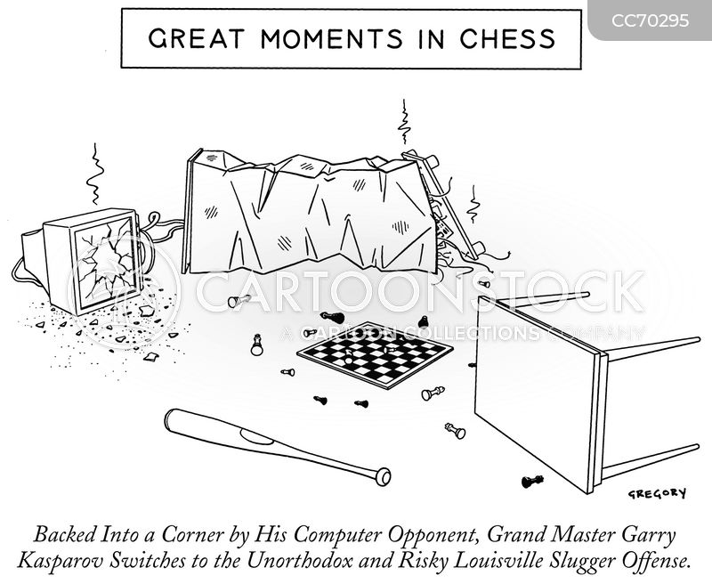 opponent cartoon