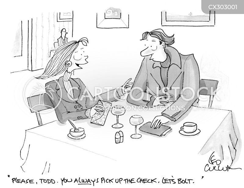 bad dates cartoon