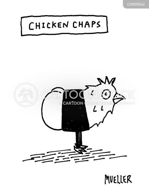 trouser cartoon