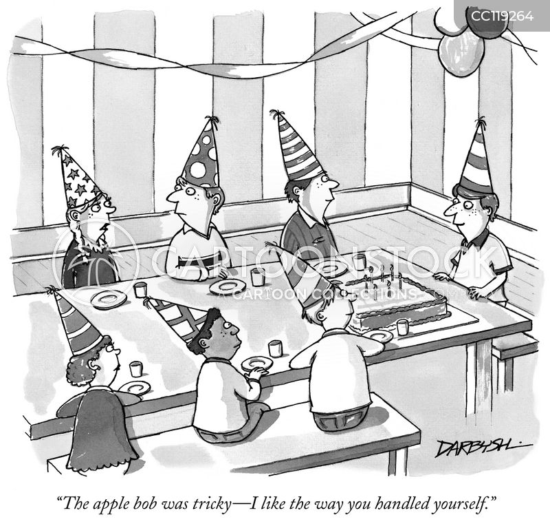 birthdays cartoon