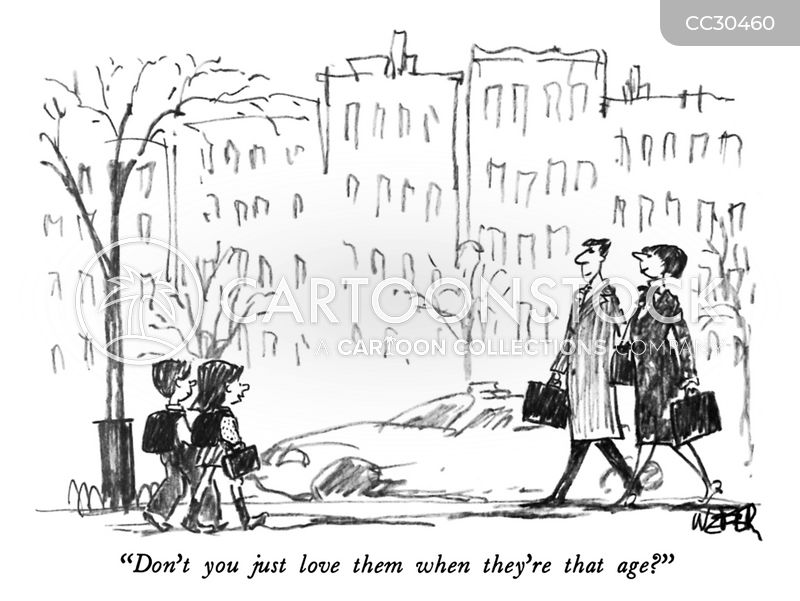 certain age cartoon